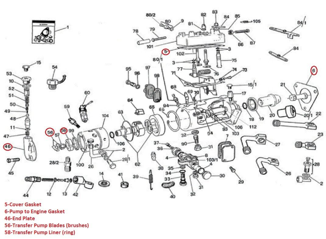 international 986 parts diagram